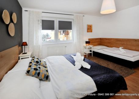 DELTA - Krásny, priestranný apartmán s balkónom na predaj Veľký Slavkov