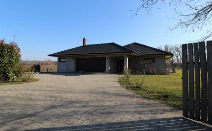 Predaj 4 izbového rodinného domu obec Mostová, okres Galanta