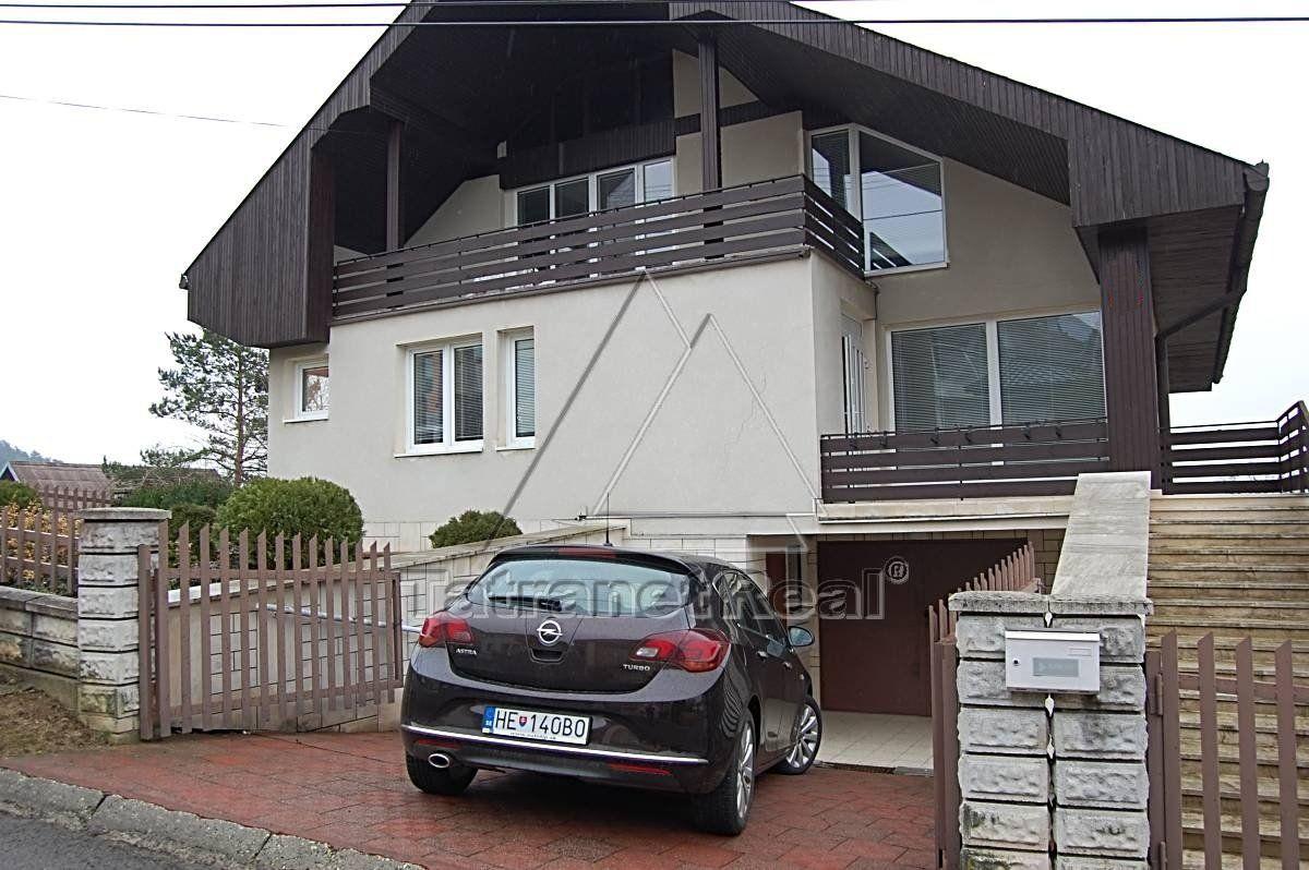 Rodinný dom-Predaj-Humenné-250000.00 €
