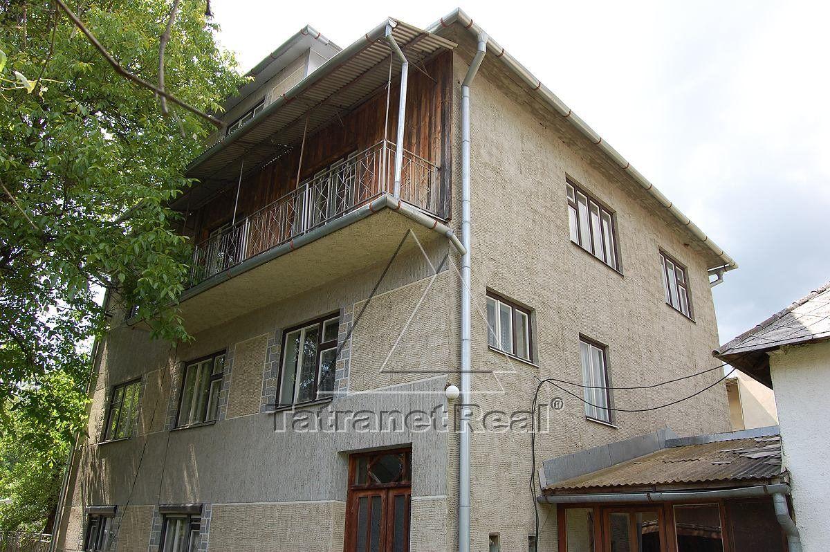 Rodinný dom-Predaj-Snina-33000.00 €