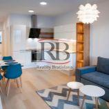 Na prenájom 2 izbový byt v novostavbe BLUMENTAL REZIDENCIA, BA I