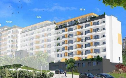 TOP PONUKA   3+KK, 81 m2 + terasa,  novostavba Belveder  - B. Bystrica – 199 000€