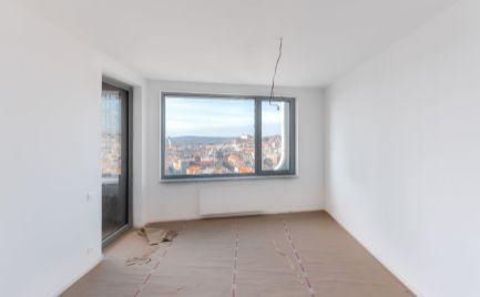 PREDAJ - Výborný 2i byt s nádherným výhľadom v projekte SKY PARK, BAI.