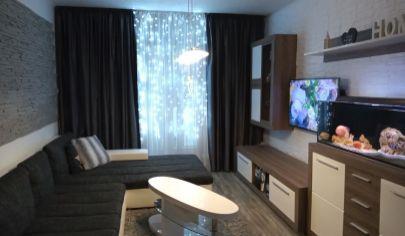 MARTIN-SEVER, krásny 2 izbový byt 59m2 s loggiou
