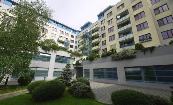 3-izbový mezonetový byt 101,80 m2 s terasou, Vajnorská ul., budova ICT pri Vivo centre, možnosť parkingu
