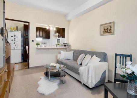 2 izbový byt s balkónom na predaj, Vlčie Hrdlo - Ružinov, 35,59 m2
