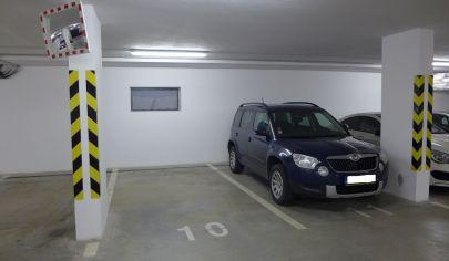 Prenájom nebytového priestoru - garáže Sokolská ul. v BA I v NOVOSTAVBE