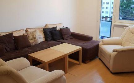 Prenájom 3 izbový byt s balkónom Zálužická ul. Ružinov