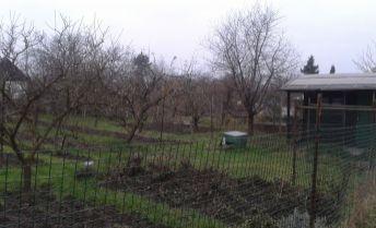 Záhrada v Novej Stráži