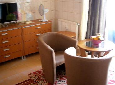 1 izbový byt s dvomi balkónmi v centre mesta Piešťany