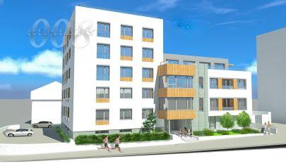Novostavba 4-izbový byt (96 m2) centrum Sp. Nová Ves
