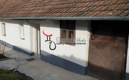 GEMINI BROKER Vám ponúka 3 izbový útulný dom v krásnom prostredí v obci Hejce