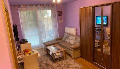 Exkluzívne Na predaj 2 - izbový byt s predzáhradkou Svatý Jur
