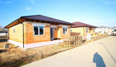 NOVOSTAVBA RD -Malé Leváre – veľkorysá výmera pozemkov a úžitkovej plochy domov