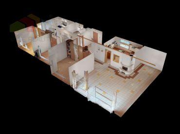 Nadštandartný 4 izbový byt 152 m2,Trenčín záhrady a terasy o výmere 725 m2