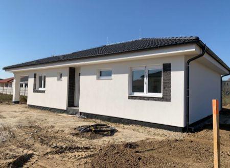 Novostavba Rodinný dom Horná Streda