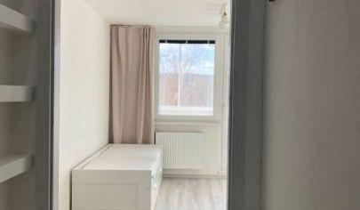 Kompletne zrekonštruovaný a novo zariadený byt s loggiou