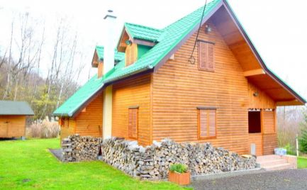 Ponúkam na predaj rekreačnú chatu v blízkom okolí lyžiarskeho strediska Cígeľ