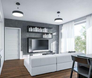 Ponúkame na predaj nadštandardné dvojizbové byty v novom projekte LUHY PARK.