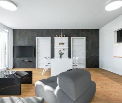 Ponúkame na predaj nadštandardné trojizbové byty v novom projekte LUHY PARK.