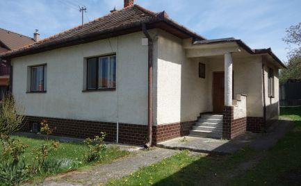 Rodinný dom v Soblahove s pekným 1133 m2 pozemkom
