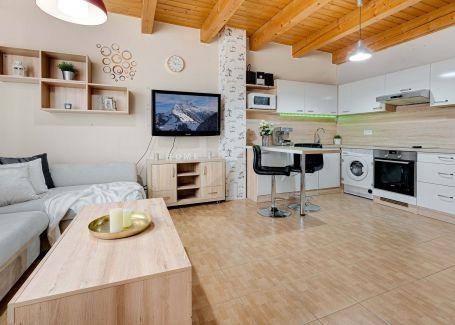 2 - izbový mezonet s parkovaním, Ihličnatá, Vrakuňa, 58 m2