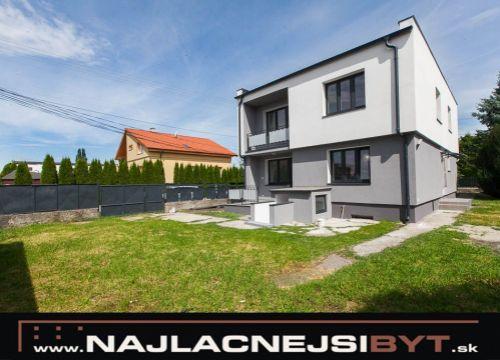 VYMENÍME!!! -  2-generačný Rodinný dom v Lehniciach (Velký Lég), nová kompletná luxusná rekonštrukcia, garáž