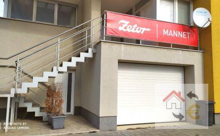 Prenájom kancelárie s garážou na začiatku Chalúpkovej ulice v Prešove
