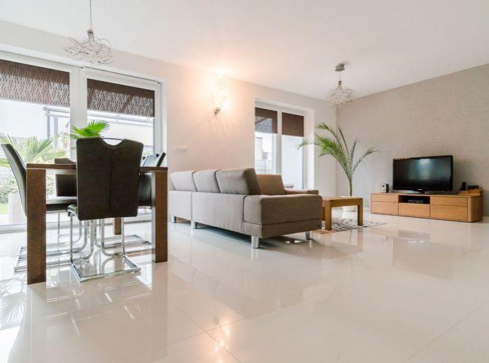 OPÁLOVÁ, 4-i dom, 168 m2 - POZEMOK 540 m2, novostavba, VÝBORNÁ DOSTUPNOSŤ do centra Bratislavy