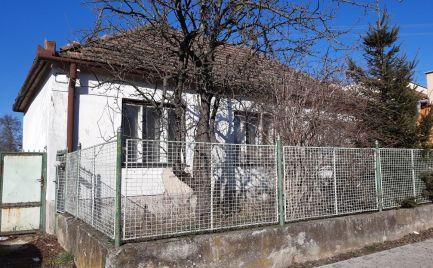 Starší dom s veľkým pozemkom Alekšince