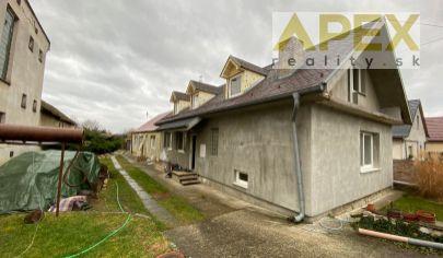 Exkluzívne APEX reality RD po rekonštrukcii v Sokolovcicha, 90 m2, pozemok 932 m2, spoločný dvor a prechod