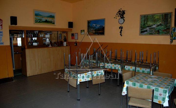 NIŽŠIA CENA. Predajná plocha v Národnom parku Poloniny