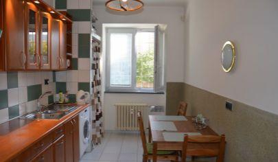 REZERVOVANÝ - Na predaj výborný priestranný 1 izb. byt Záhradnícka ul. Bratislava