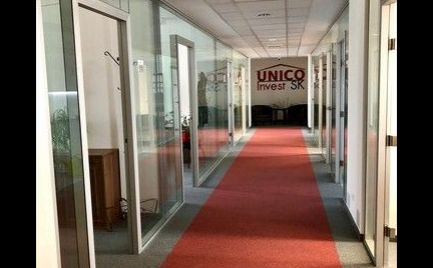Predaj kancelárií (290,87 m2) pre sídlo firmy alebo aj na investovanie s garantovaným nájomným a výnosom v Ružinove.