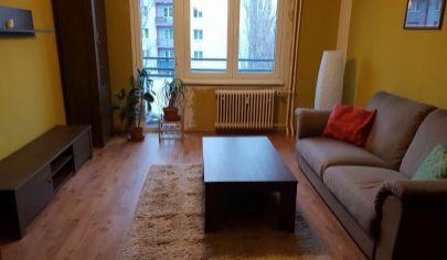 Na prenájom 2 izbový byt s balkónom v Ružinove