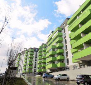StarBrokers - 1- izb. byt s balkónom, novostavba, Rača, ul.Rustaveliho, kompletne zariadený