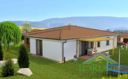 5-izb. rodinný dom  - Lubina