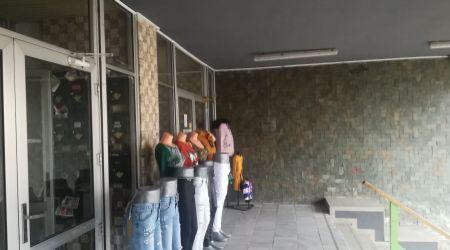 Ponúkame na prenájom obchodný priestor v Žiari nad Hronom.
