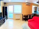 Veľký 3-izbový byt s klimatizáciou, 2 balkónmi, gar. státím na Rusovskej ceste