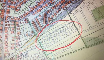 Pozemok na bytovú výstavbu.