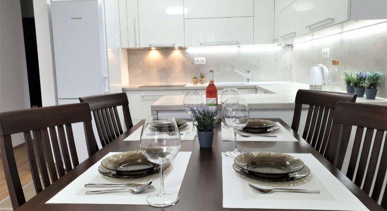 3-izbový byt v Perle Ružinova, ul. Mierová, Bratislava II, VIDEOOBHLIADKA