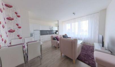 Predaj – Exkluzívny 2 izbový byt s loggiou, garážou – Lužná/Šustekova – BA V Petržalka. TOP PONUKA!