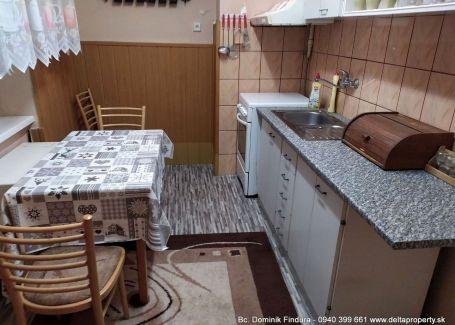 REZERVOVANÉ - 4-izbový tehlový byt na predaj Kežmarok