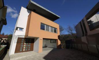 Novostavba 6-izb. bytu - 3-podlažná časť RD s 2-garážou, Ambrova ulica - Kramáre