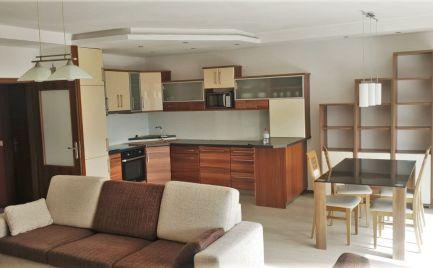 Na prenájom 3-izbový byt v Centre mesta v novostavbe