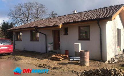 Obec Dulov – 4 – izbový bungalov na predaj - holodom