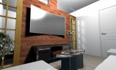 1-izbový byt v Poprade