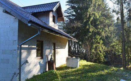 Novostavba rodinného domu, Bystrička