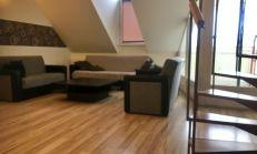 Luxusný mezonetový byt s krbom priamo v centre mesta, Michalovce