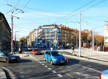 BA Zahradnícka – kancelársky celok 185,88 m2.